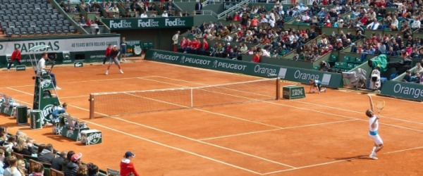 Make a note in your planner for Roland Garros 2015