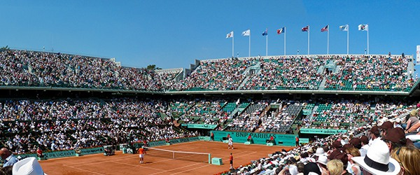 Roland Garros: One of the biggest sporting events in Paris