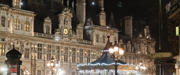Sparkling offers for Christmas in Paris