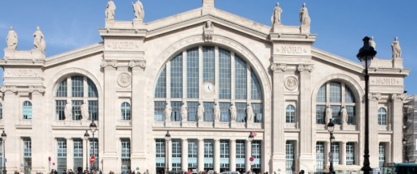 The Gare du Nord becomes a nightclub for one night only