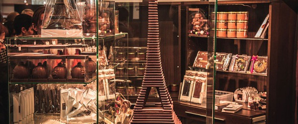 Treat yourself at the Salon du Chocolat in Paris
