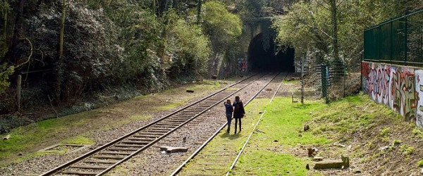 Treat yourself to an unusual trip along the Petite Ceinture